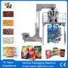 Automatic Packaging Machine for Snacks Chips Nuts Coffee Bean Powder Granule Sugar Liquid Paste Sauce Food Packing Filling Sealing