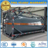 High Quality 20FT Frame Based Container Tank for Sale