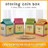 Original Design Paper Money Box