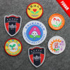 Difference Size Woven Badge for Clothes and School Bag