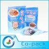 Plastic Stand up Pouch with Zipper for Barbecue Packaging