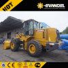 Popular Sale 4t 2.4m3 Front Wheel Loader Lw400k with Slide Fork