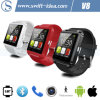 Compatible Android OS Waterproof Smart Bluetooth LED Watch (V8)