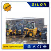 Hot Sale Silon 4WD 1m3 Mini Bucket Backhoe Loader