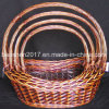 Wicker Basket for Garden
