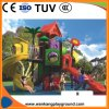 Kids Amusement Plastic Outdoor Playground (WK-A1026A)