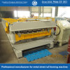 Efficiency Double Layer Roll Forming Machine for Sale