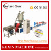 Single or Twin Screw Plastic Thermoforming Sheet Strapping Extruder Machine