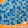 Popular Blue and White Glass Swimming Pool Mosaic (H420112)
