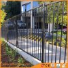 Aama 2604-10 Powder Coated Iron Residential Garden Fence