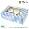 Custom Printed Cheap White Paper Boxes Cake