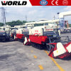2.2m Cutting Width 88HP 4lz-4.0e Felled Rice Combine Harvester Prices