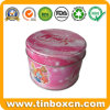Metal Round Tin Can for Promotion, Gift Tin Box
