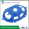 Blue Powder Coating-Die Casting