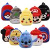 Plush Cartoon Backpack Schoolbags Toys for Kids