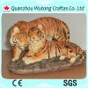 Office Decoration Resin Craft Lucky Animal Tiger Statue