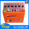 Deep Cycle Gel 12V 5ah Motorcycle Battery From Chinese Manufacturer with The Lowest Price