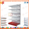 Manufactured Customized Punched Metal Supermarket Wall Shelves (Zhs561)