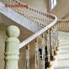 Aluminum Acrylic Glass Stair Railing for Interior Terrace Railing Design