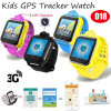 3G GPS Tracker Watch Phone for Kids with Multiple Accurate Position D18