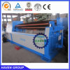 Hydraulic four roller plate rolling machine W12S-6X3000