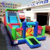 Amazing Inflatable Jumper Air Truck Cars Bouncy House Air Bounce Inflatable Combo Fun City for Kids