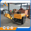 Road Construction Asphalt Roller Walking Behind Vibratory Road Roller