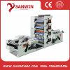 Four Colors Paper Flexo Flexographic Printing Machine