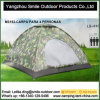 4 Person Wind Resistant Small Cheap Camouflage Camping Tent