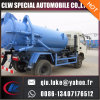 DFAC Xbw 4m3 Sewer Suction Truck