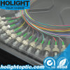 FC/APC Fiber Optic Pigtails with 12 Colors