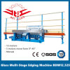 Glass Multi Stage Edging Machine 12 Motors 0-45 Degrees Manual (BDM12.325)