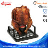 Rectangular Stainless Steel Chicken Charcoal Roaster for Sale