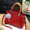 Popular Hard Handle Bag Women Handbag with Fur Ball Pendent Ladies Shoulder Bags Sy8170