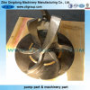Vertical Turbine Pump Spares Pump Twisted Impeller
