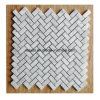 Customized New Style White Marble Mosaic Tiles for Wall