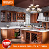 Classic Style Mahogany Home Depot Kitchen Cabinet