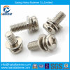 Made in China Stock Stainless Steel Combination Screw