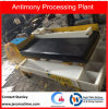Antimony Upgrading Flowchart Shaker Table