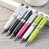 Metal Good Design Promotional Gift Office Hotel Stationery Ball Point Touch Pen for iPad (ZH-1029)