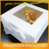White Gift Boxes with Clear Lids (BLF-GB124)