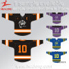 Healong Screen Printing Fully Sublimated Ice Hockey Jerseys Knitted