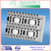 Modular Plastic Conveyor Belt White Color (T-1800)