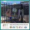 Black Welded Wire Fence Mesh Panel /Metal Picket Welded Fence