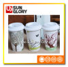 Strengthen Porcelain Mug with Silicone Cover of Lkb033