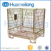Metal Folding Collasible Wire Storage Cages