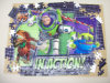 Wholesale Custom 3D Paper Jigsaw Puzzles with Cheaper Price