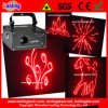 Red SD Card Animation Writing Laser Light