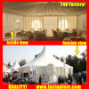 2018 New Clear Top Hexagon Tent for Mecca Hajj Diameter 10m 100 People Seater Guest