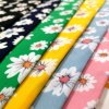 Textile Fashion Cotton Woven Plain Printing Fabric for Home Textile and Garment Fabric and ...